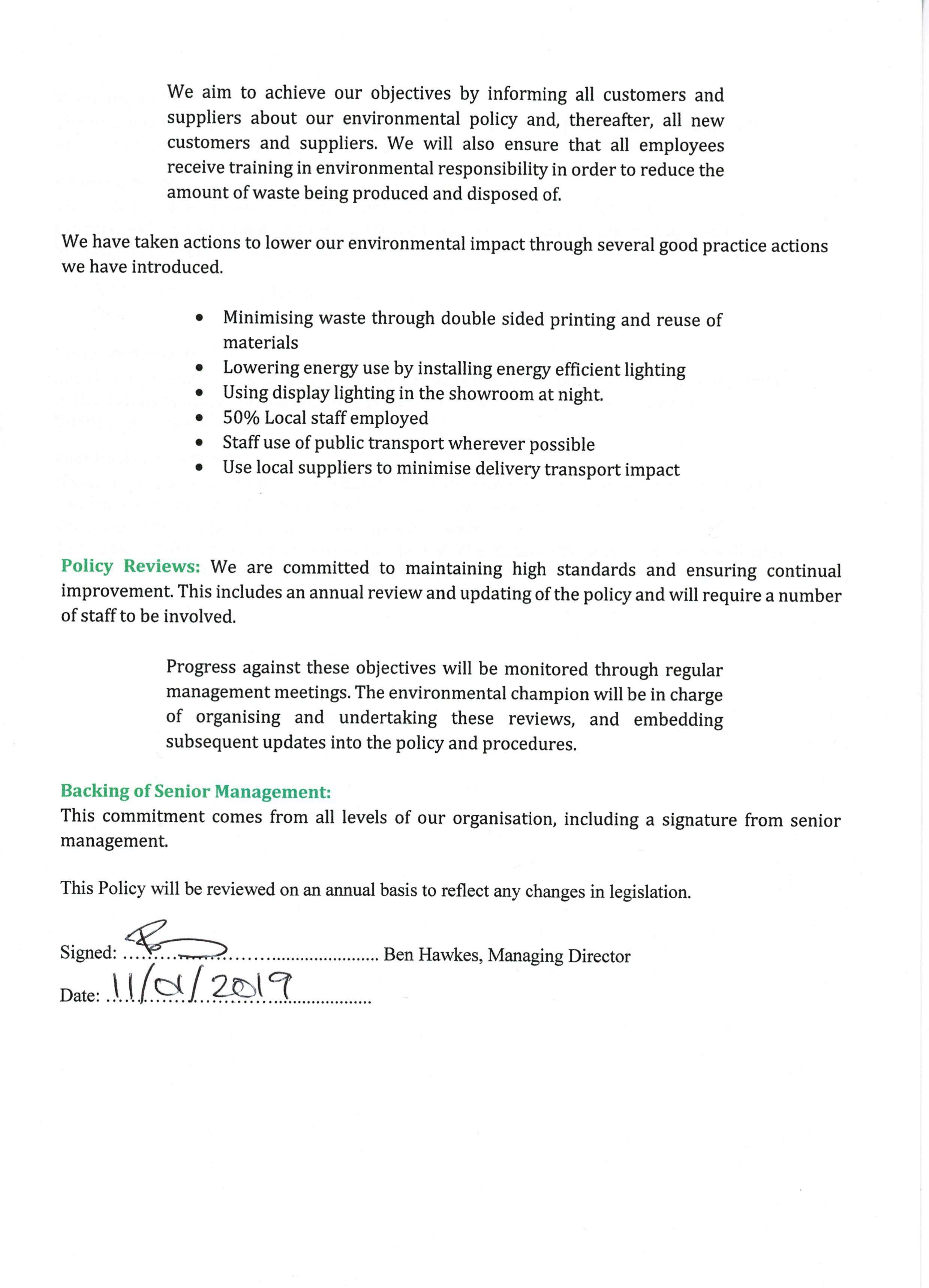 environmental policy page 03