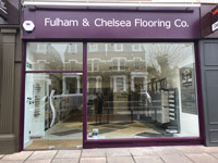 Fulham Showroom