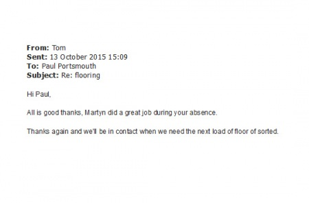testimonial-tom-portsmouth-flooring-14102015