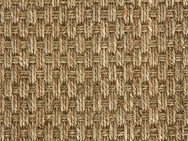 Crucial Trading Seagrass Fine Seagrass Basketweave