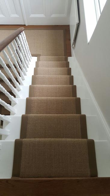 portfolio carpets brown stairs with brown stair runner 11