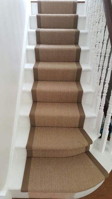 portfolio carpets brown stairs with brown stair runner 12