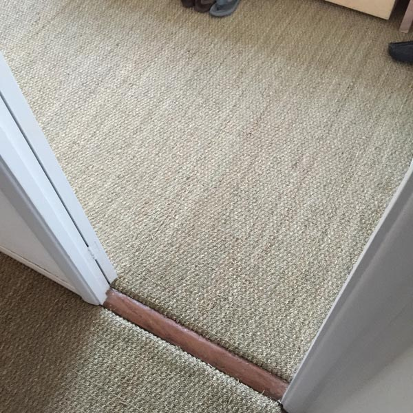 portfolio carpets sisal installed on flat areas 06