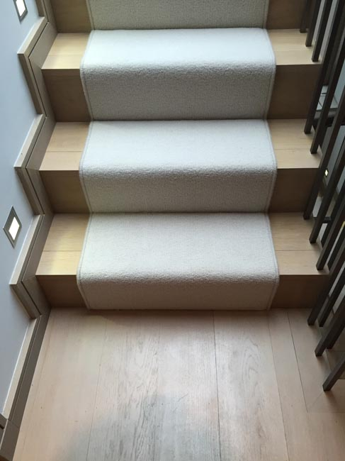 portfolio carpets white beige stair runner 300616 04