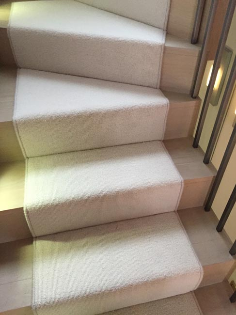portfolio carpets white beige stair runner 300616 18