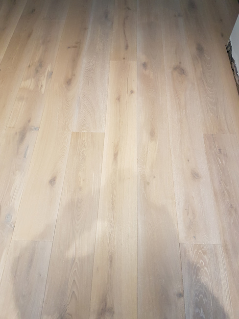 portfolio hardwood flooring light oak install 01