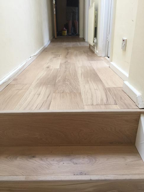 portfolio hardwood flooring oak wood floor installed 24