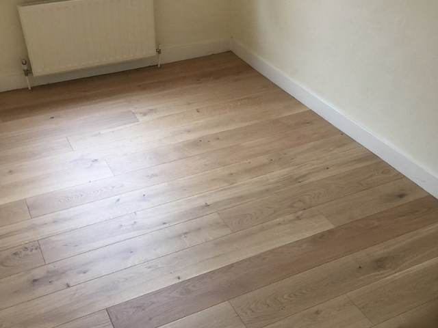 Furlong Classique 8791 Hardwood Flooring Installed in Putney
