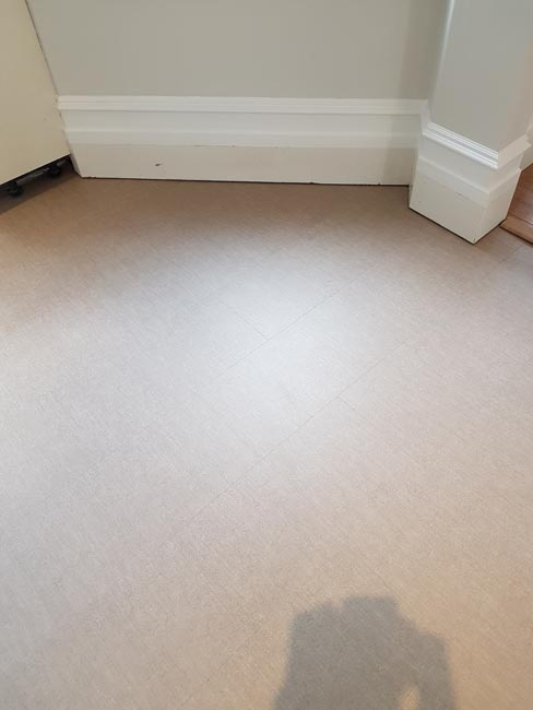 portfolio smooth floors light amtico install 06