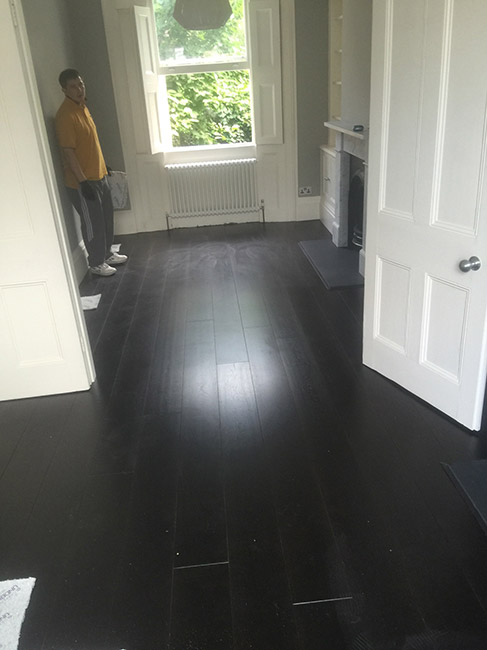wood and night flooring european onyx thick floor oak brushed solid oiled black