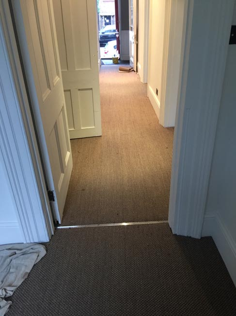 portfolio carpets sisal carpet installation 40716 04