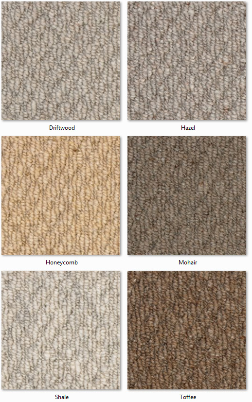 Clarendon Carpets - Wool Mix Naturals - Birkby Range