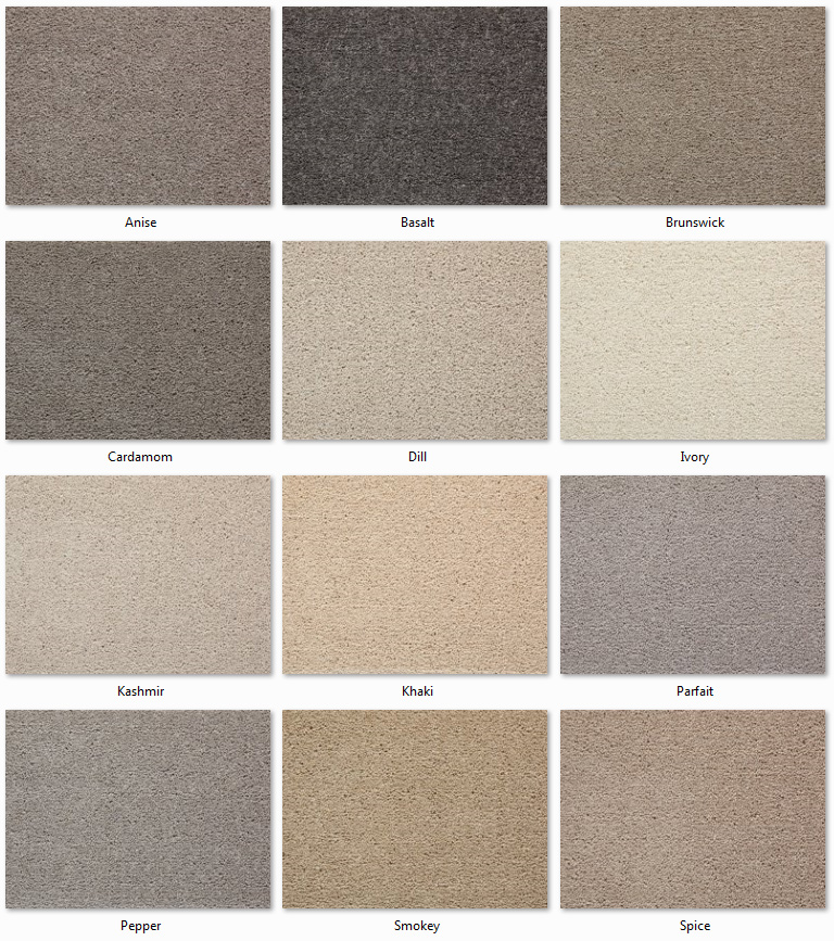 Clarendon Carpets - Wool Mix Twist Piles - Mayfair Plains Range