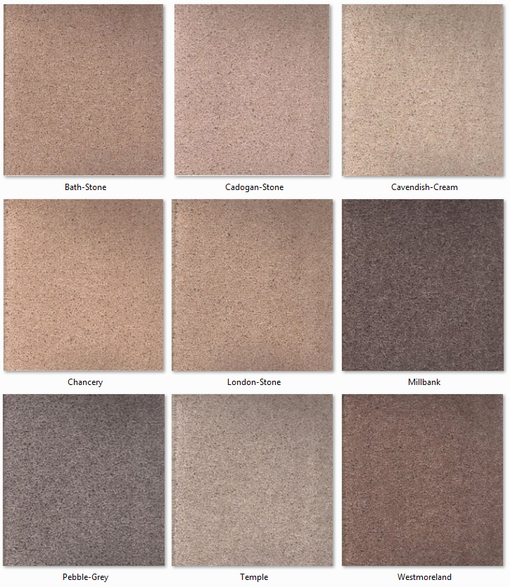 Clarendon Carpets - Wool Mix Twist Piles - Sandringham Plains Range