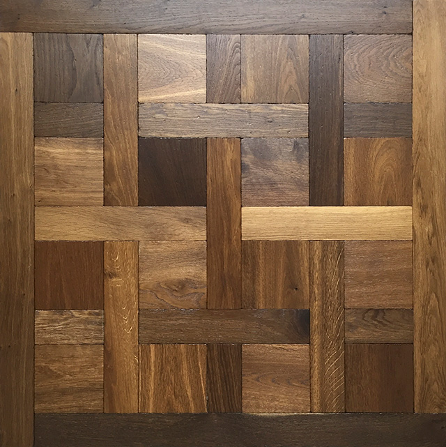 Rover's Flooring - Special Design Floors - Chantilly panel detailed