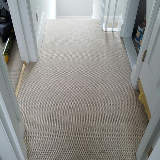 portfolio carpets  beige carpet to small hall rooms landings 01