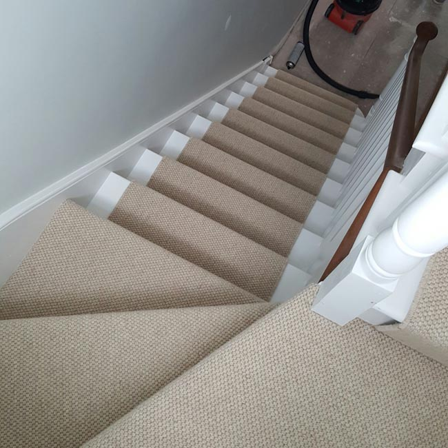 Stairs the flooring group for Wool carpet wall to wall