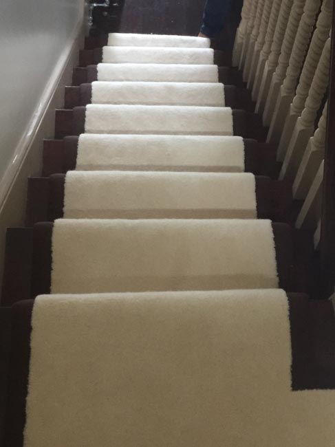 portfolio carpets white stairs black broder runner 02