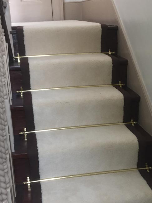 portfolio carpets white stairs black broder runner 04