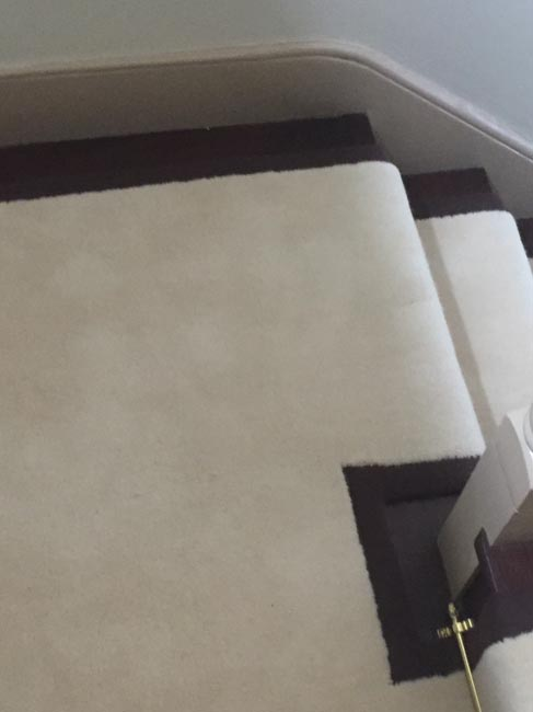 portfolio carpets white stairs black broder runner 05