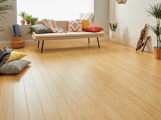 Woodpecker Flooring – Oxwich Natural Strand Bamboo