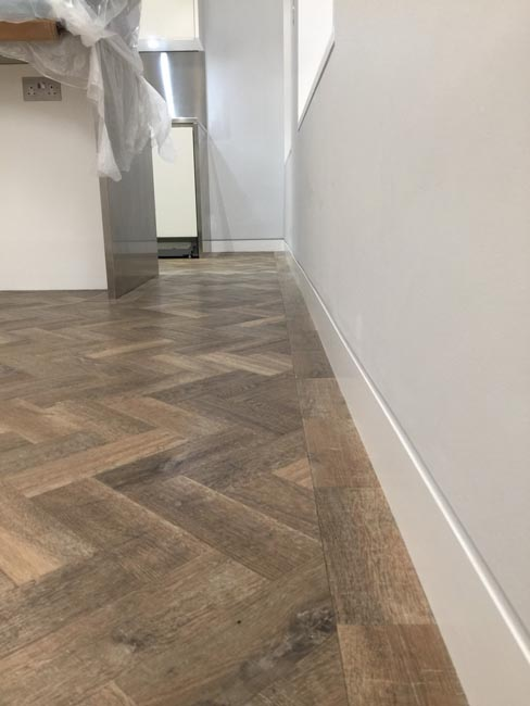 Private Residence In West London The Flooring Group