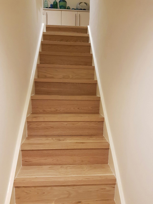 Portfolio Hardwood Floors Oak Wooden Stairs 01