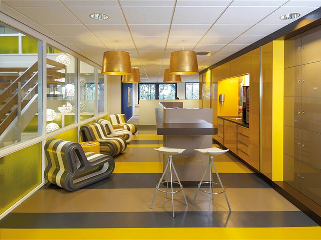 Dalsouple – DRF France – Office Canteen Area