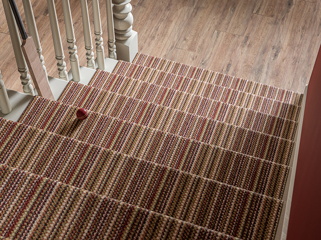 Edel Telenzo Carpets – Barbican Candy Cane