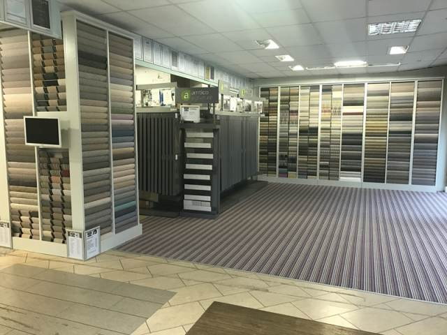 Islington Flooring Showroom