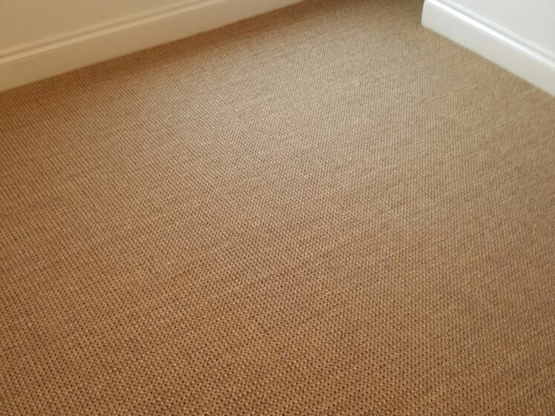 Sisal carpet belgian platinum wool and sisal coffee for Cheap wall to wall carpet