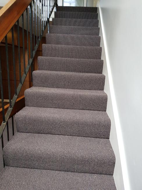 portfolio carpet close covered stairs 01
