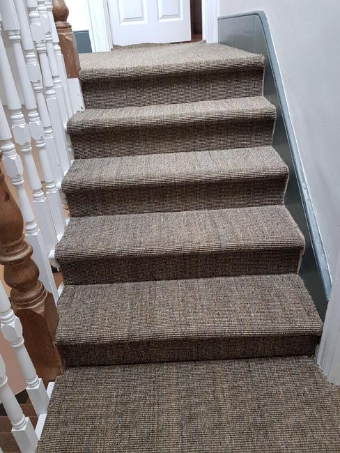 portfolio carpet close covered stairs 03