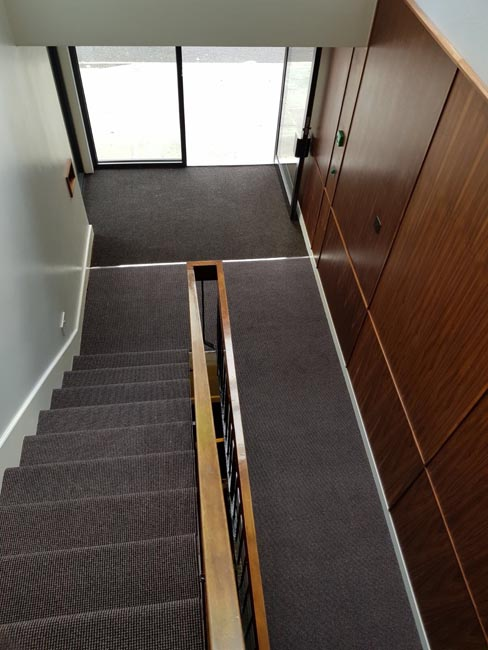 portfolio carpet close covered stairs 04