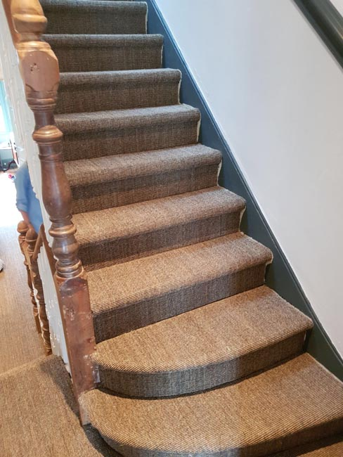 portfolio carpet close covered stairs 06