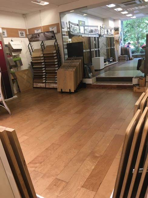 Timbertherm in our hampstead flooring showroom the flooring group is expensive to run but actually it is great value for your money considering both the initial installation and the ongoing running costs what can be solutioingenieria Choice Image