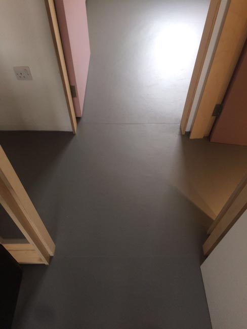 portfolio smooth floors grey marmoleum works 02