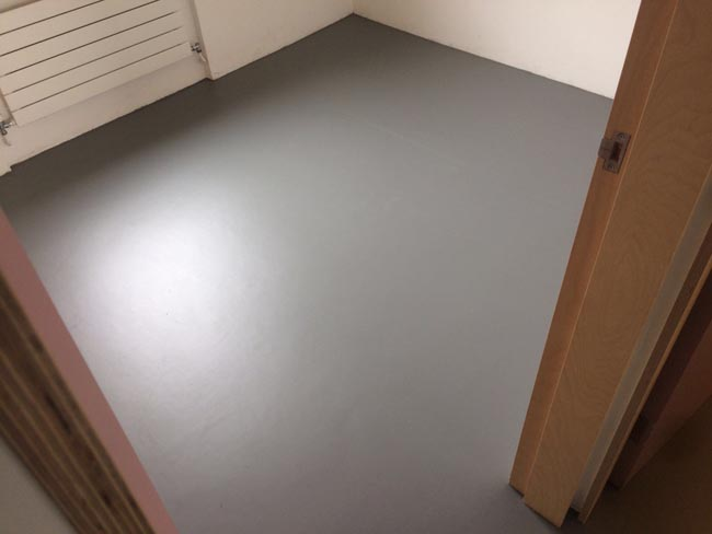 portfolio smooth floors grey marmoleum works 04
