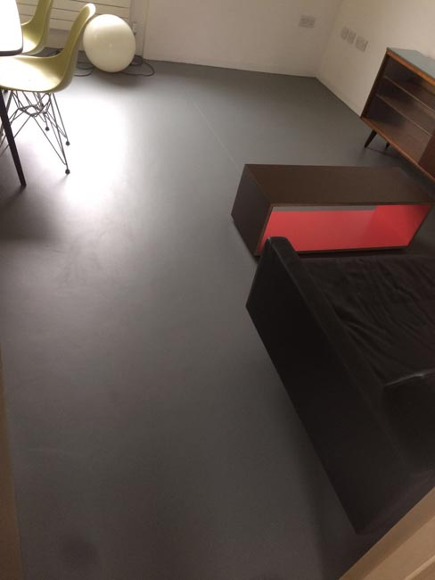 portfolio smooth floors grey marmoleum works 06