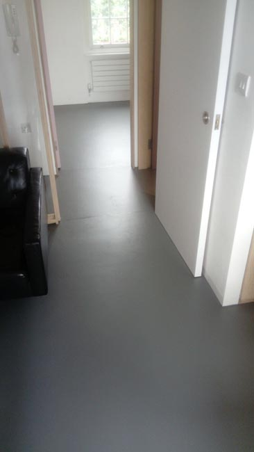 portfolio smooth floors grey marmoleum works 14