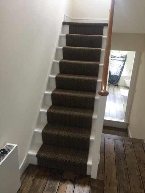 portfolio carpets brown stair runner 03