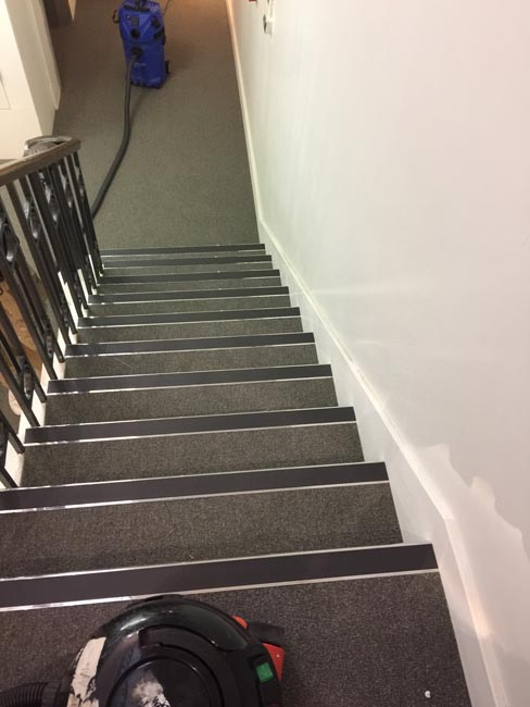 portfolio commercial carpet tile stairs with nosings 02