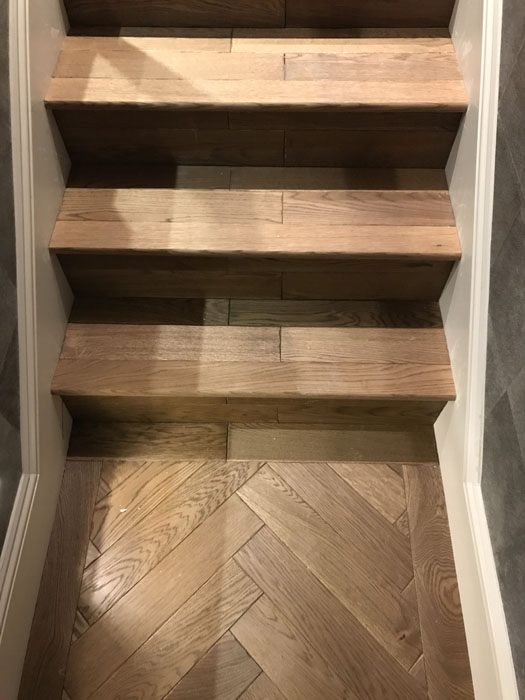 portfolio hardwood floors sysueva wooden herringbone stairs etc works 03