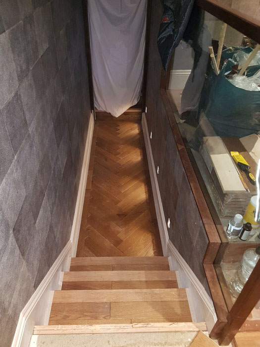 portfolio hardwood floors sysueva wooden herringbone stairs etc works 06