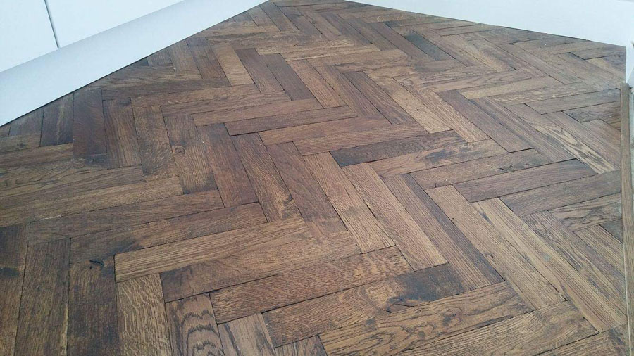 portfolio herringbone wood flooring to premises 01