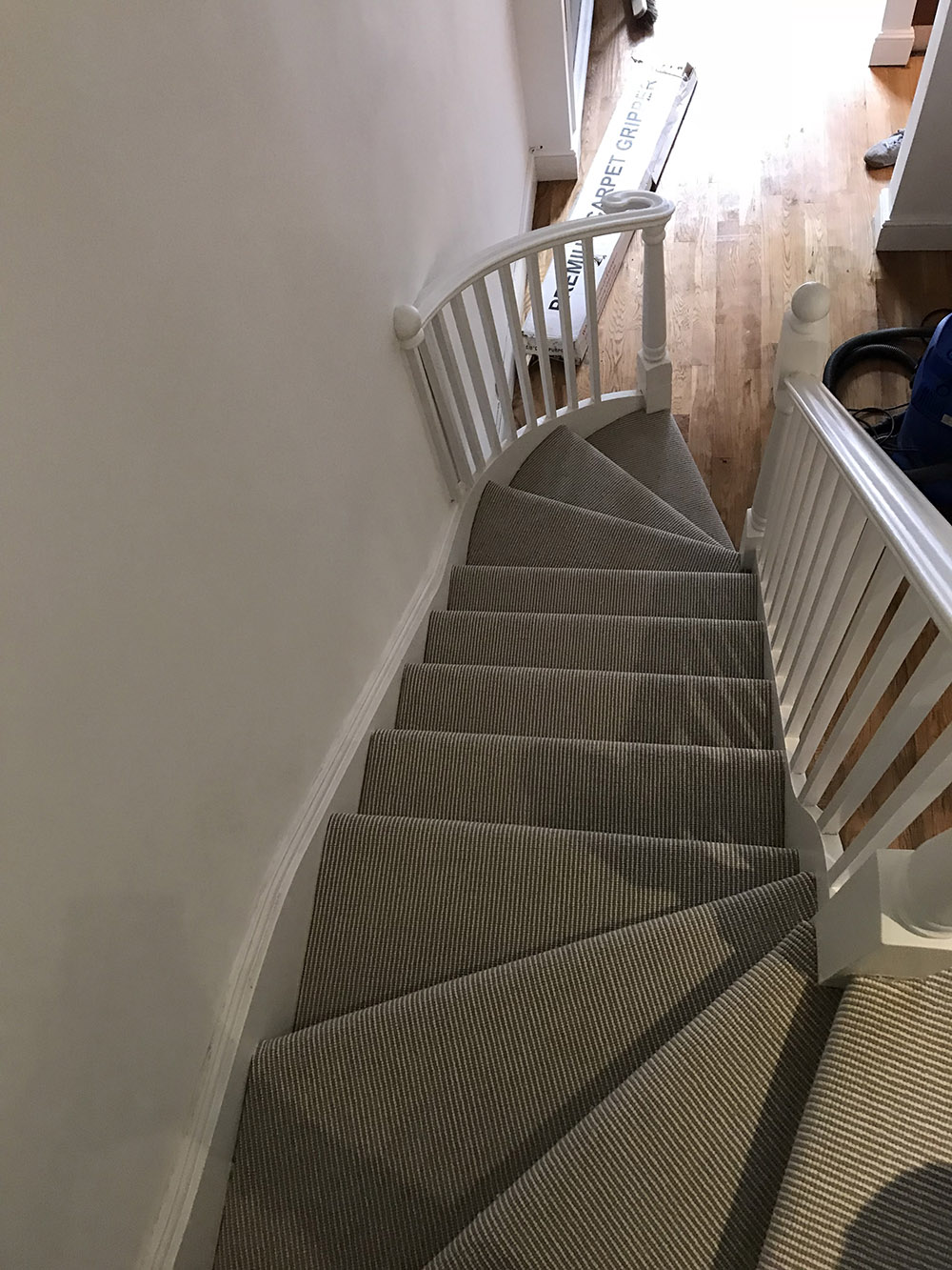 CORDED STAIRS INSTALLATION (9)