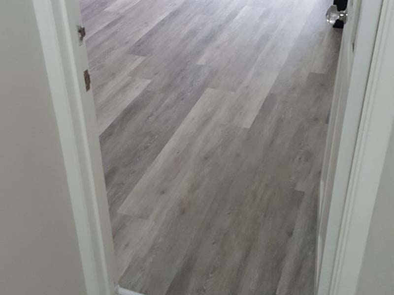 Amtico Grey Wood Flooring In Wandsworth The Flooring Group