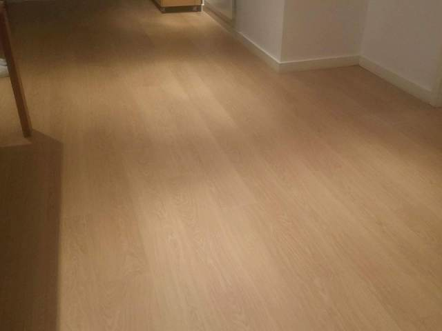 Laminate Flooring In Clapham Residence