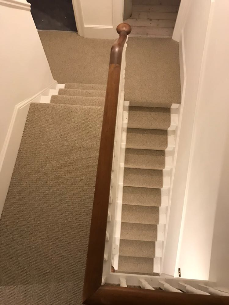 PORTFOLIO - NATURAL LOOP PILE CARPET INSTALLATION (1)