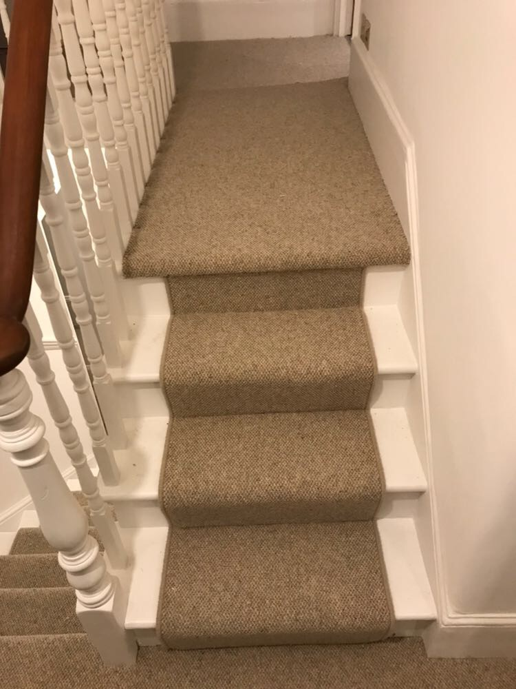 PORTFOLIO - NATURAL LOOP PILE CARPET INSTALLATION (4)